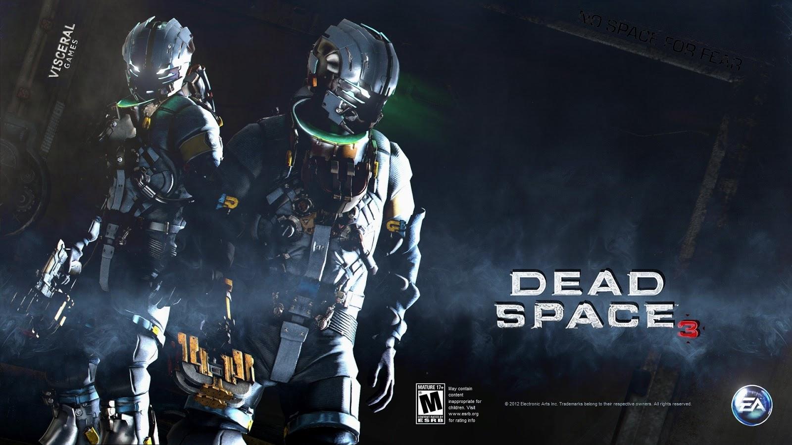 Dead Space 3 Game Wallpaper HD