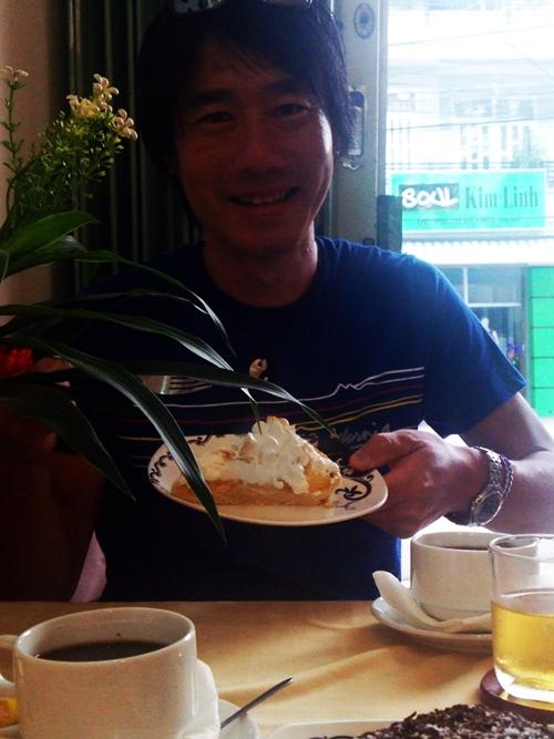 K&T BAKE and EAT ニャチャン レモンクリームパイ