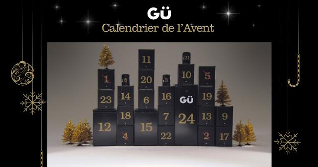 Concours calendrier de l'avant Gü