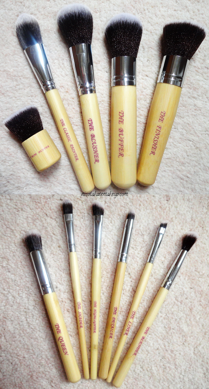 Nicola Kate Makeup Hair And Makeup Addiction Brushes Product Info And Review