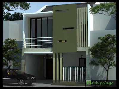 Gambar Model Rumah Tingkat