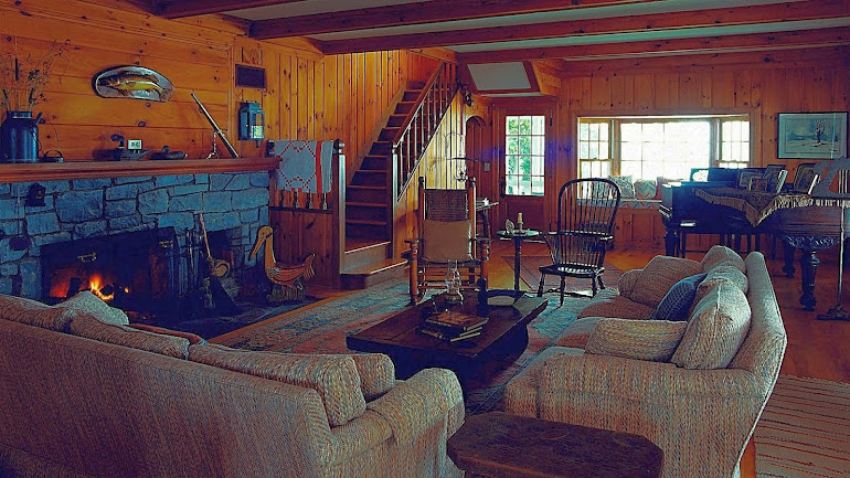 Interior Country House