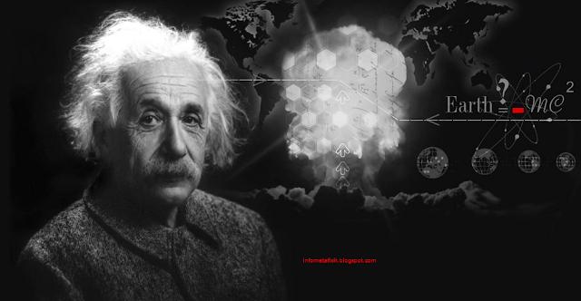 Apakah Hukum Einstein Membuktikan Bahwa Hantu Ada?