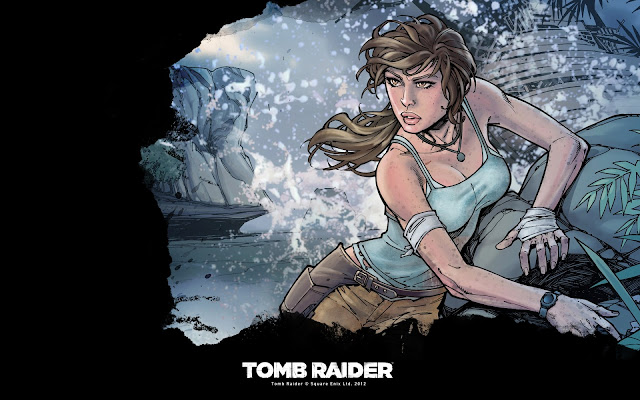 The crucible - Tomb Raider