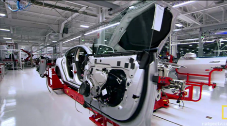 Documentary Video-Brand New Tesla Factory