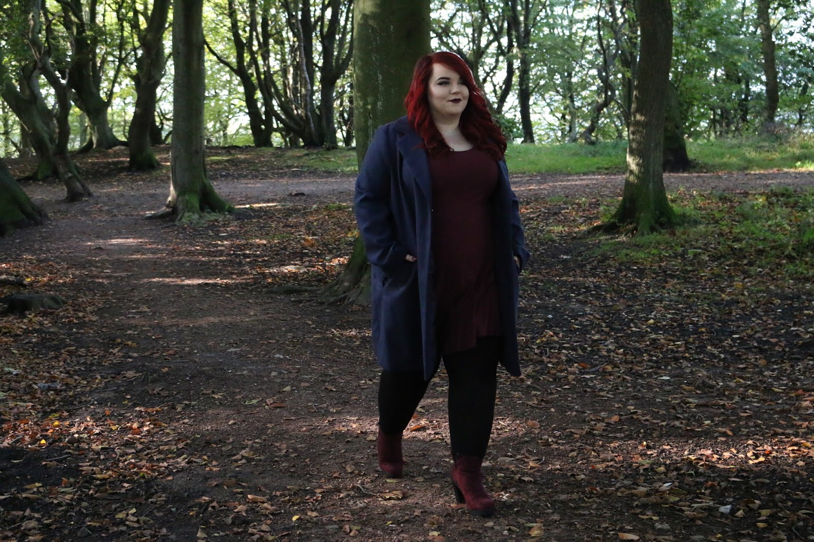AW15 Plus Size Fashion Lookbook with Newlook, shemightbeloved, georgina grogan