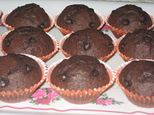 Choc Chips Muffin RM 1.20  each..