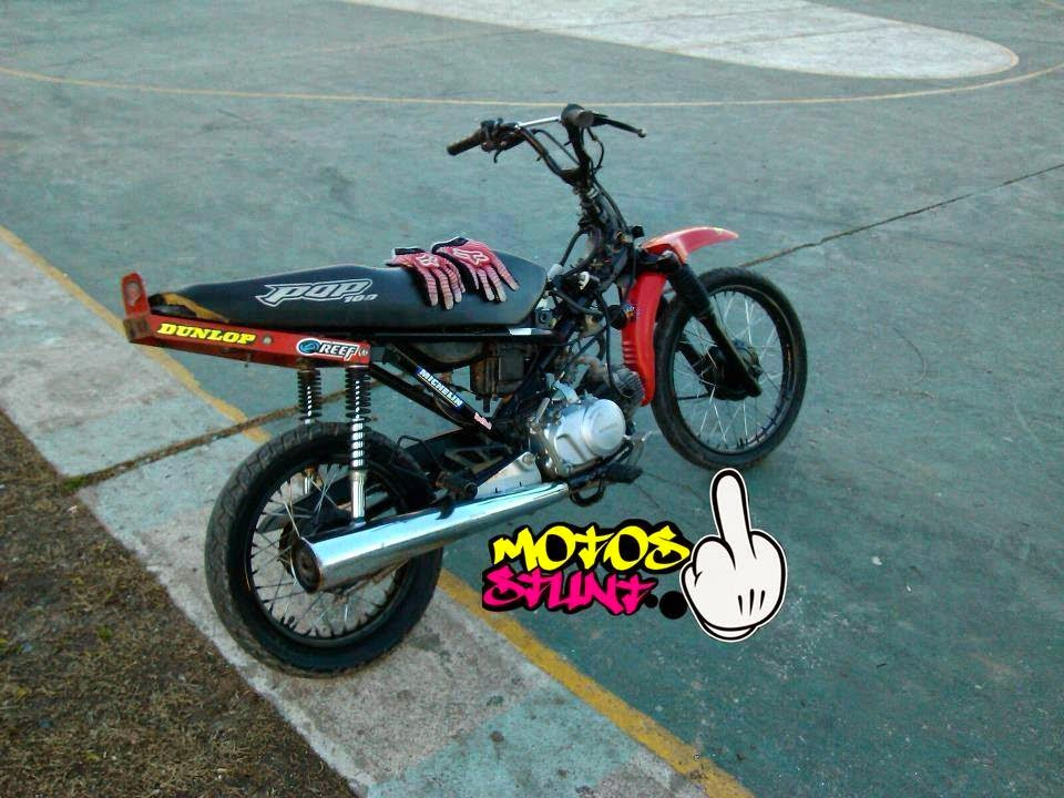 Motos 110 Stunt >> gtateamalpiso: septiembre 2014