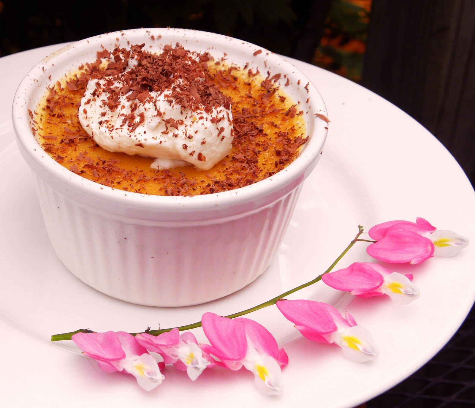 Nutmeg Pot De Creme Recipe — Dishmaps