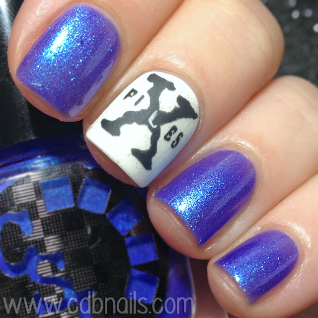 Cinema Swatch Lacquer-The Believer