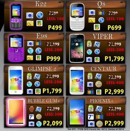 SKK Mobile Halloween Sale from October 30 to November 2