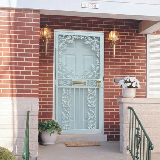 Front Door Entrance Design Ideas