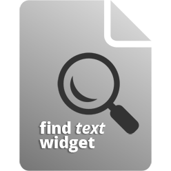 Find Text Icon Png