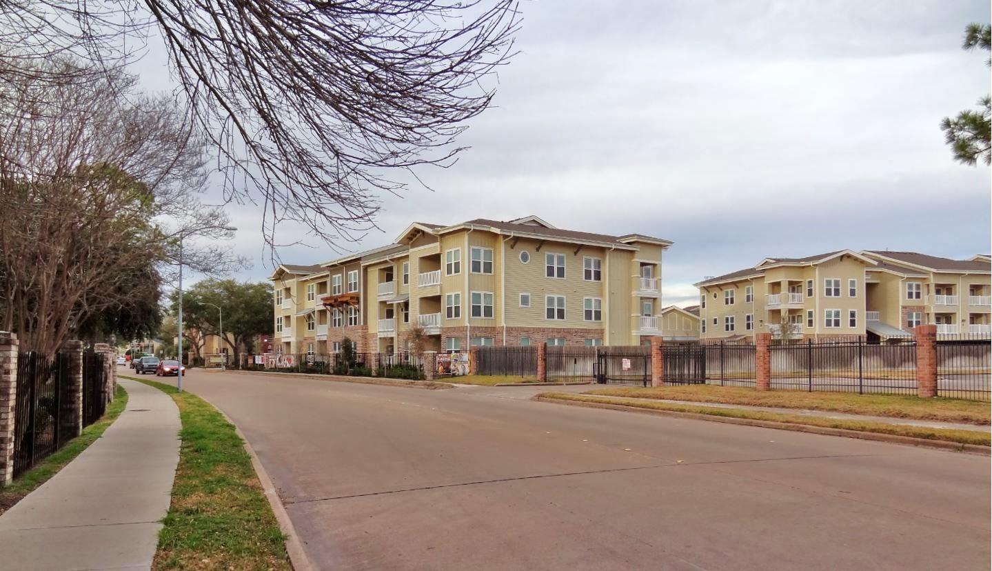 Harris Houston Apartments