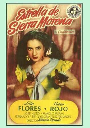lola flores cine: