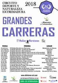 GRANDES CARRERAS 2018