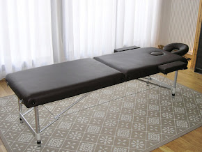 Le salon de massage