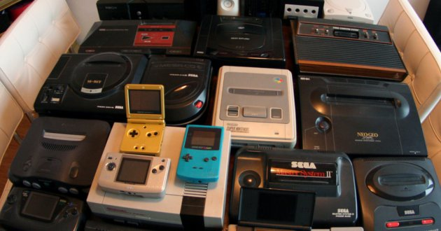 que consolas de videojuegos existen