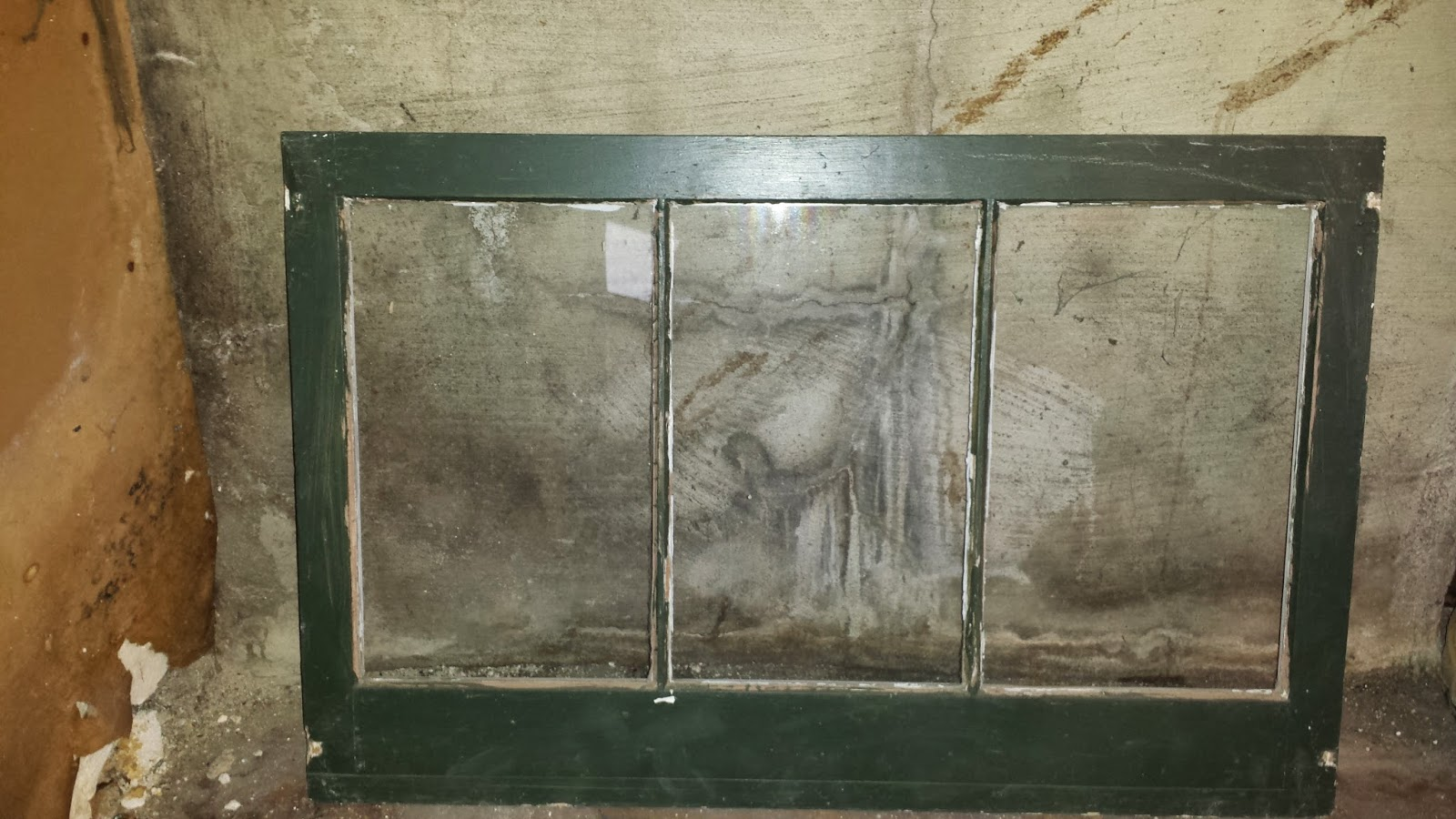 They were the old three ided light storms with old wavy glass. They were too tall and about an inch or two too narrow but that wasnu0027t a problem. & Restoring Basement Windows for Not Much Money.   1889 Victorian ...