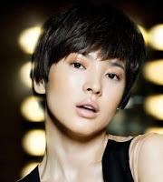 trend gaya rambut pendek wanita korea