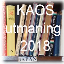 35 KAOS-böcker 2018