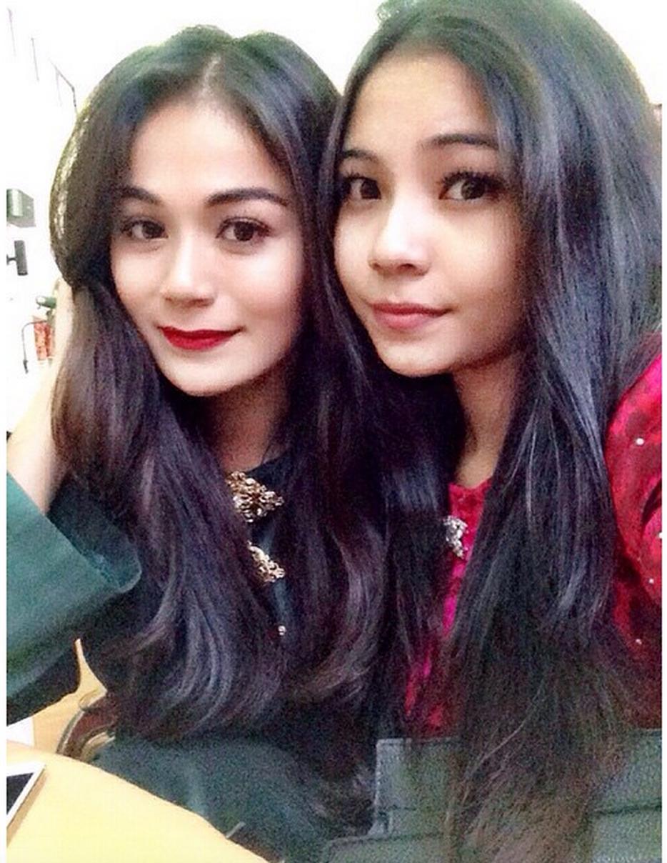 14 Gambar CUTE Selfie Adik Tasha Shilla Ella Razak Yang Super Cantik