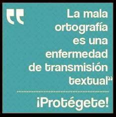 A ortografía