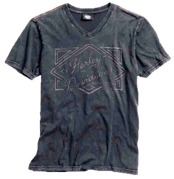 http://www.adventureharley.com/harley-davidson-mens-tee-v-neck-graphic-black-label