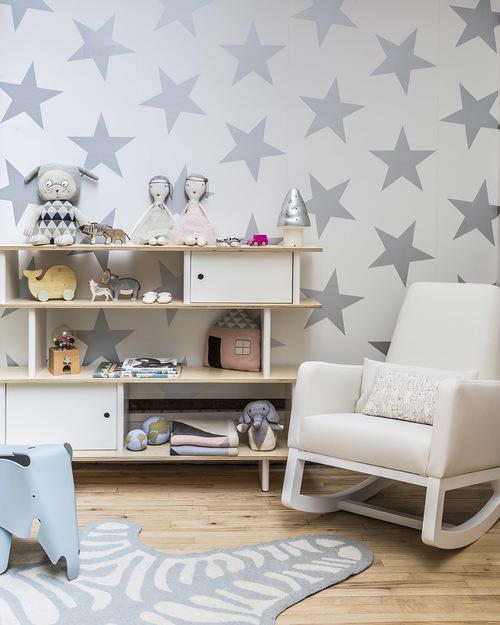 Hogar diez habitaciones infantiles con papel pintado - Habitaciones papel pintado ...