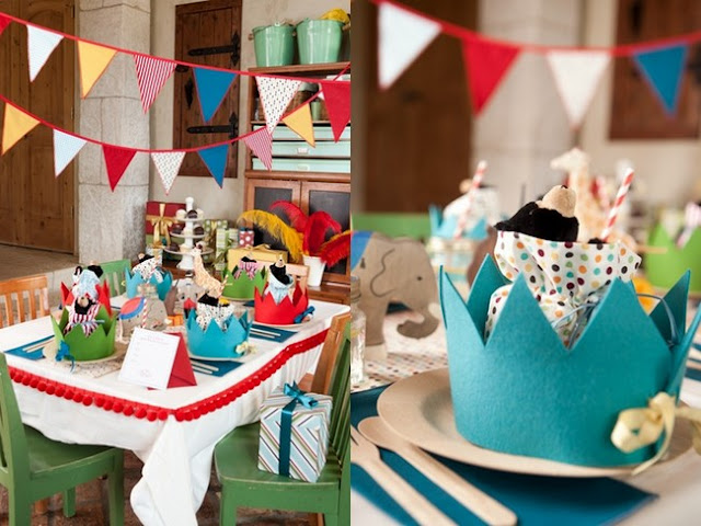 Circus Birthday Party Ideas