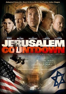 JERUSALEM COUNTDOWN Cuando armas nucleares son introducidas de contrabando a Estados Unidos, el agente del FBI Shane Daughtry (David AR White) se enfrenta a una tarea imposible,encontrarlas antes de que detonóen El reloj está en marcha y las únicas personas que pueden ayudar son un vendedor de armas (Lee Majors), un antiguo agente del Mossad israelí (Stacy Keach) y el Director Adjunto de la CIA (Randy Travis).