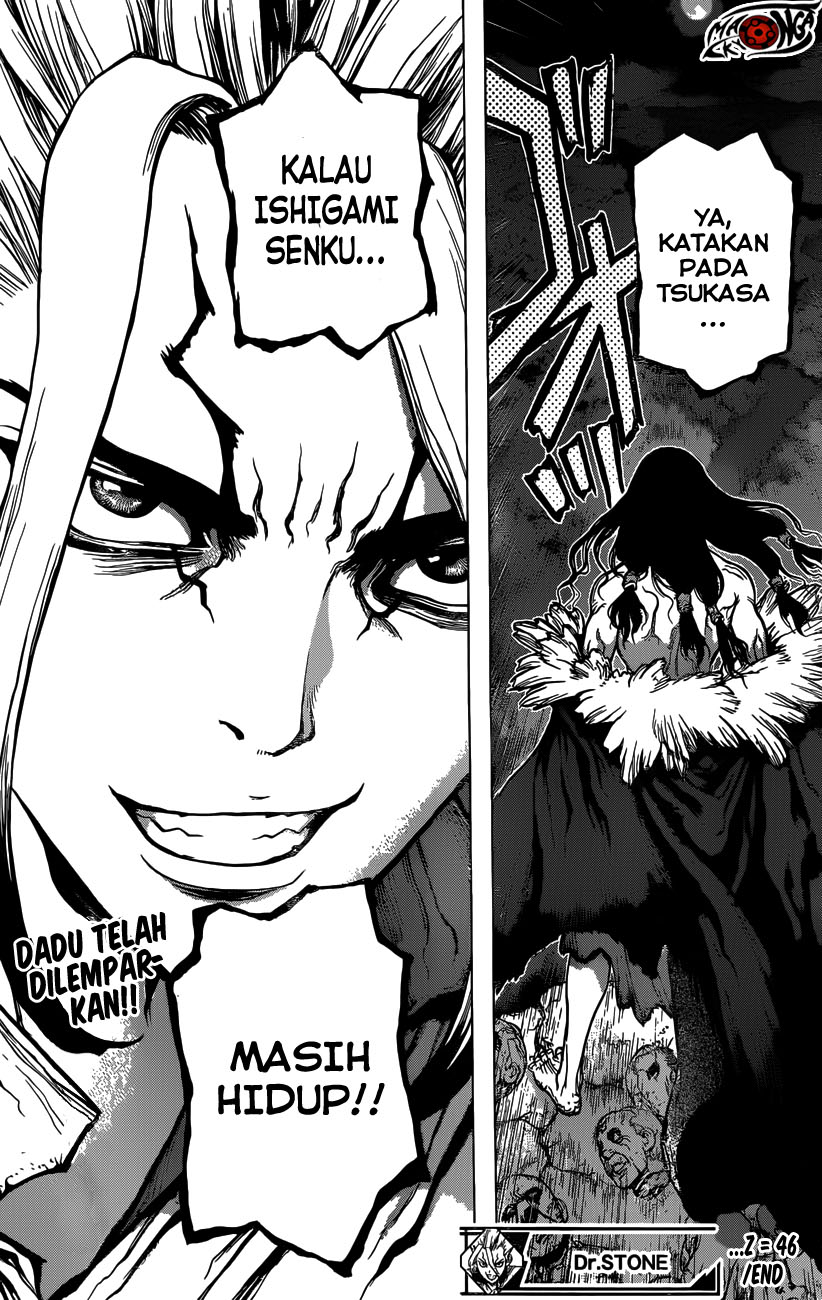 Dr. Stone Chapter 46-17