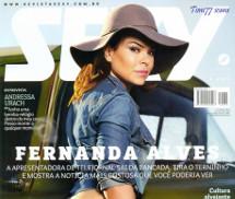 Fernanda Alves Revista Sexy