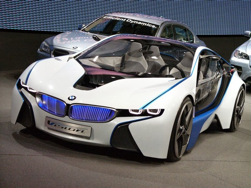 2014 New Bmw Hybrid Concept Desktop