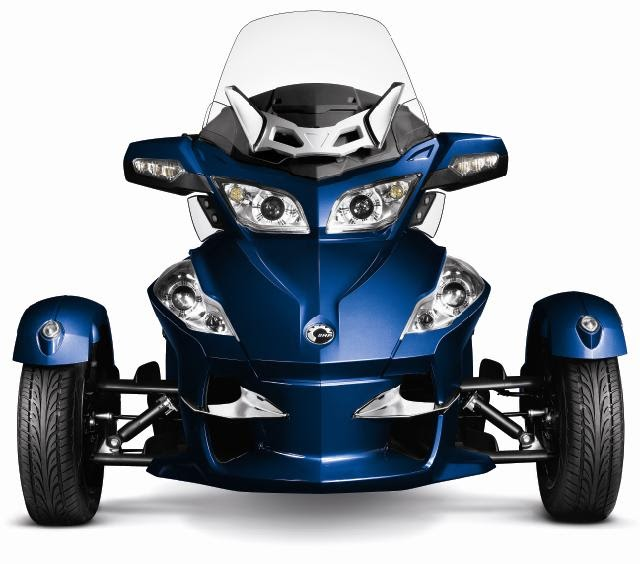 2012 Can-Am Spyder RT-S Review