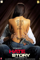 First Look of Hate Story 2012 [Bollywood Hindi Movie Poster - Wallpaper]