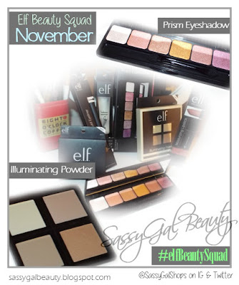 #elfBeautySquad - November Beauty Bundle