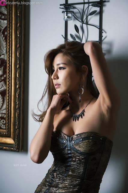 2 Killer Park Si Hyun  - very cute asian girl - girlcute4u.blogspot.com