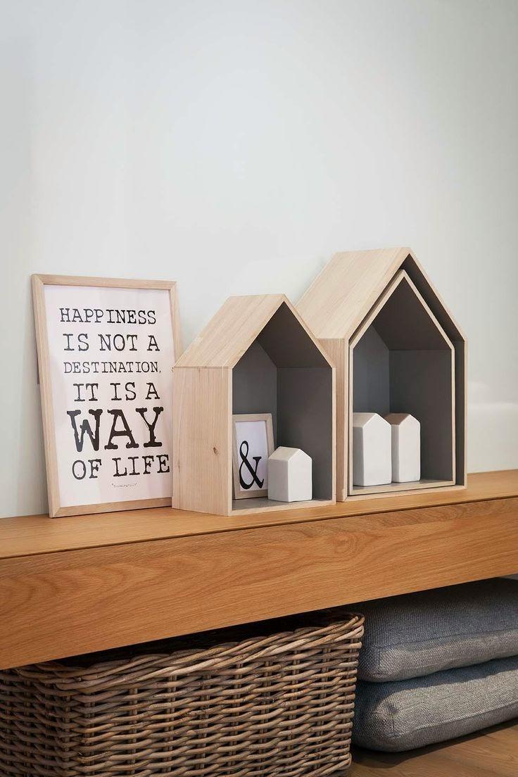 Scandimagdeco le blog astuce d co les petites maisons en bois d coratives - Huis idee ...