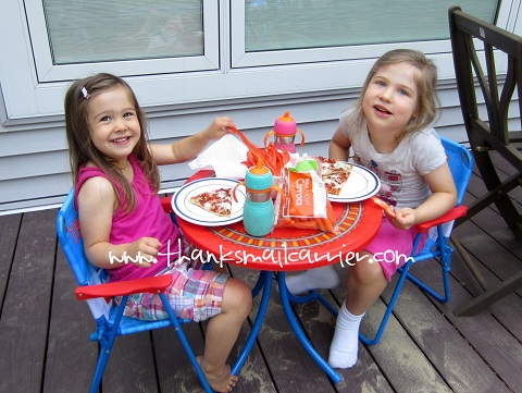 kids patio set