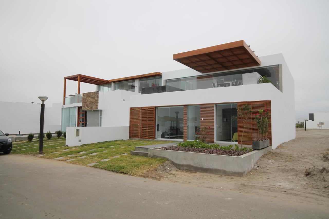 Habitar casa pm2 for Parrillas para casa de playa