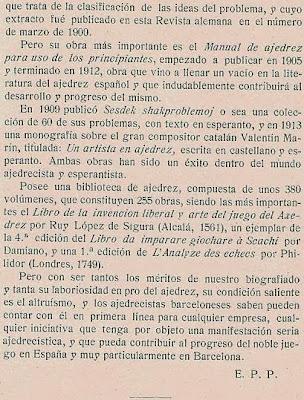 José Paluzíe y Lucena visto por el Dr. Esteve Puig i Puig (2)