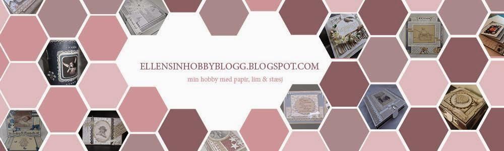 Ellen sin hobbyblogg, ny start!