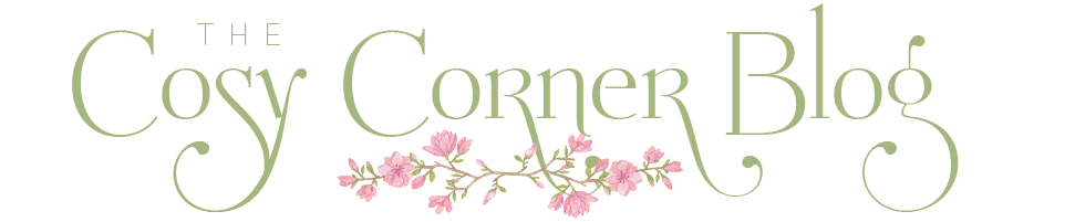The Cosy Corner Blog