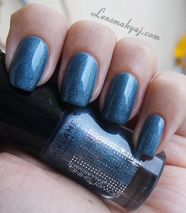 Oriflame Blue Iridescence