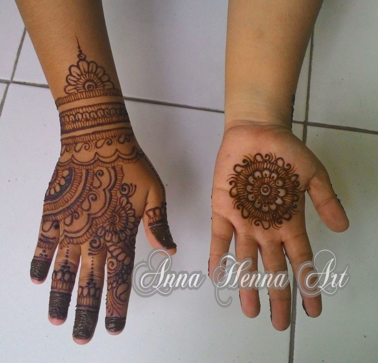 Anna Henna Art Wedding Henna