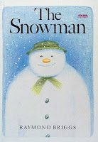 bookcover of THE SNOWMAN  by Raymond Briggs