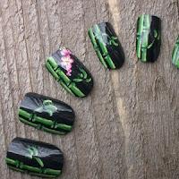 Bamboo Nails3