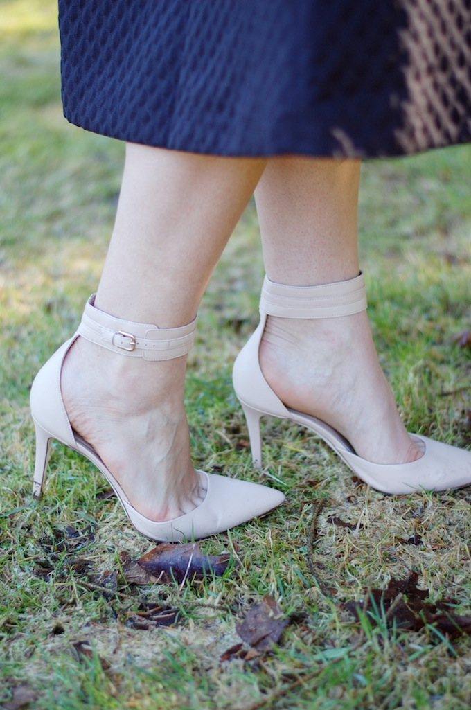 J.Crew heels Covet and Acquire