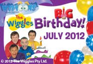 The Wiggles: Big Birthday